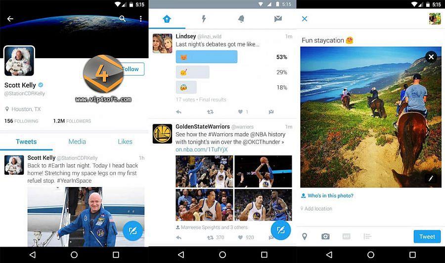 تحميل تطبيق تويتر Twitter لأجهزة وهواتف أندرويد