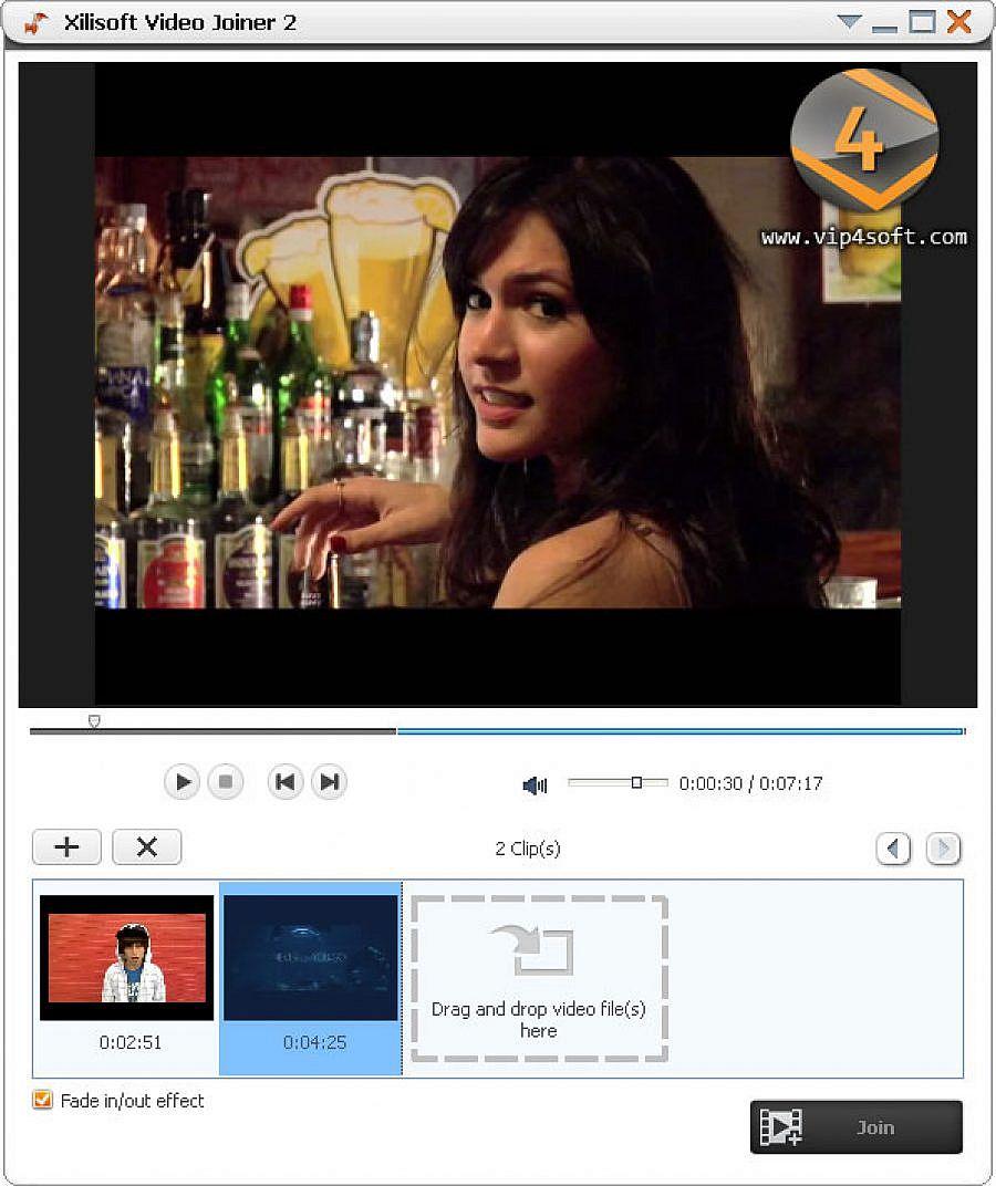 تحميل برنامج Xilisoft Video Joiner لدمج مقاطع الفيديو