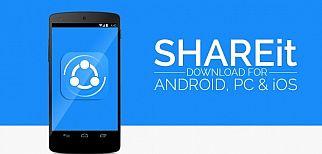 برنامج شيرات shareit لنقل الملفات من جهاز إلى آخر بدقة وسرعة فائقة